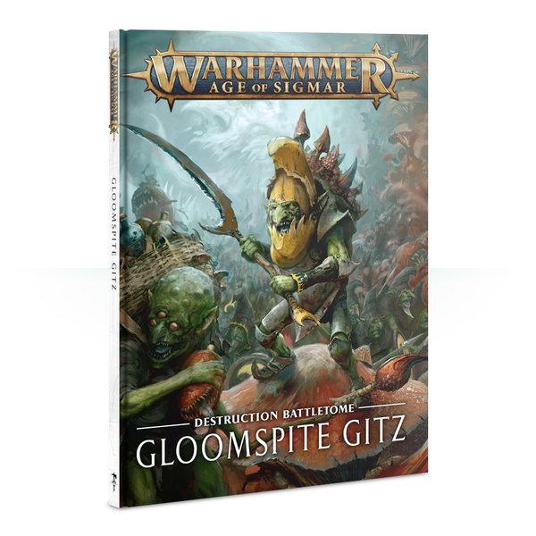 Age of Sigmar Battletome Gloomspite Gitz (Soft Cover) (Français)