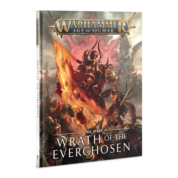 Age of Sigmar Soul Wars: Wrath of the Everchosen (EN)