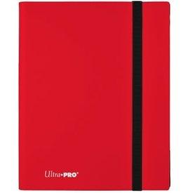 Ultra Pro UP BINDER PRO 9PKT APPLE RED