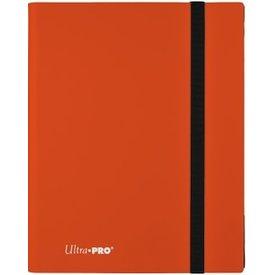 Ultra Pro UP BINDER PRO 9PKT PUMPKIN ORANGE