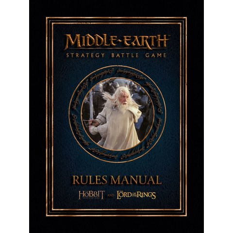 Middle Earth Strategy Battle Game Rules Manual (EN)