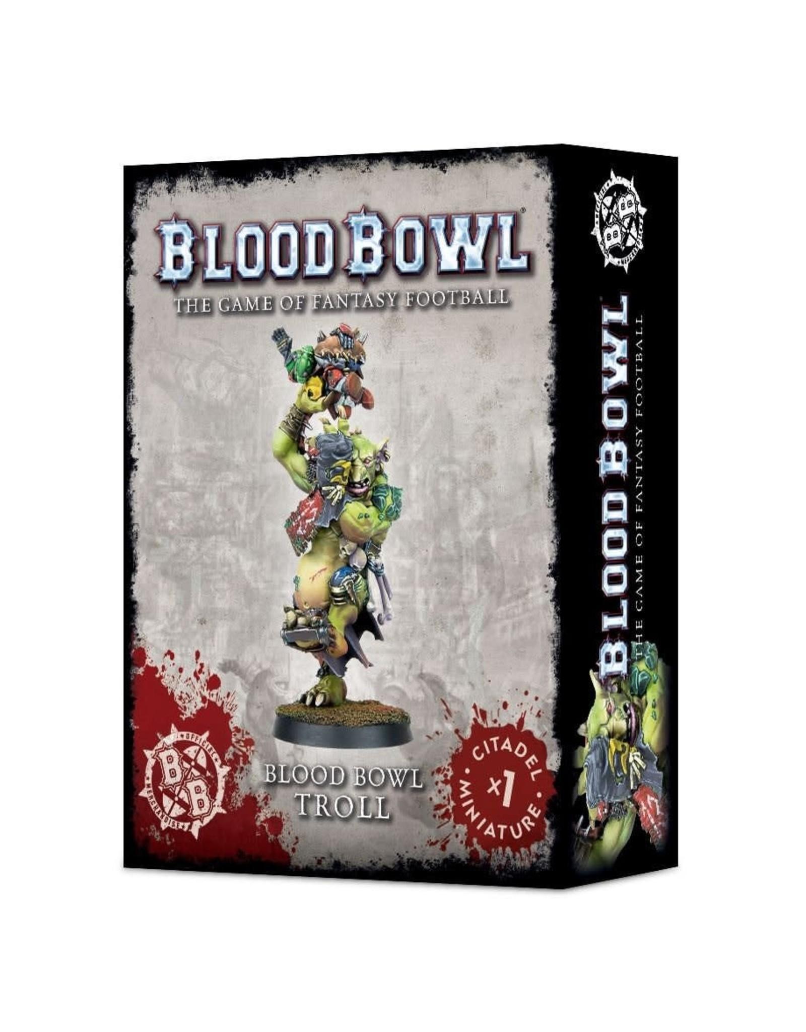 Blood Bowl Blood Bowl - Troll