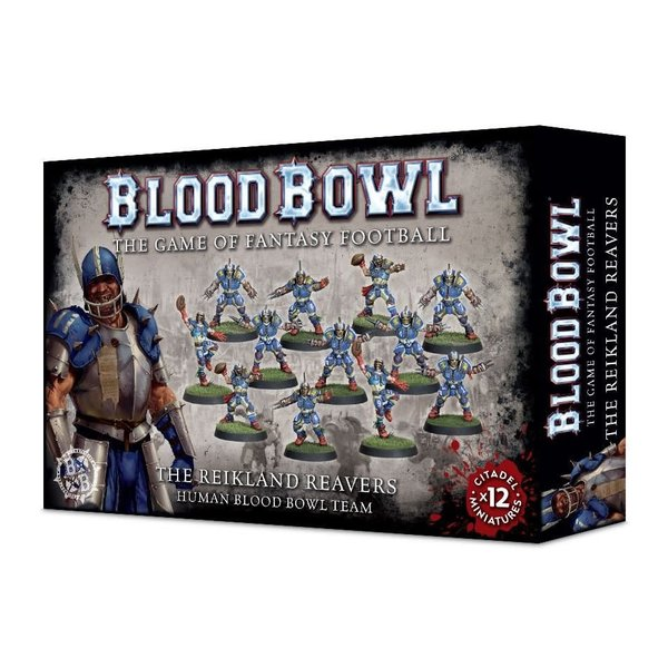 Blood Bowl Blood Bowl - The Reikland Reivers