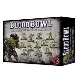 Blood Bowl Blood Bowl - The Scarcrag Snivellers