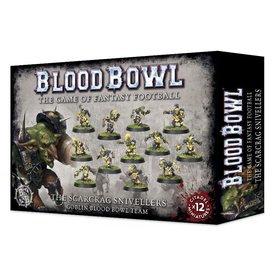Blood Bowl Blood Bowl - The Scarcrag Snivellers