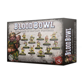 Blood Bowl Blood Bowl - The Greenfield Grasshuggers