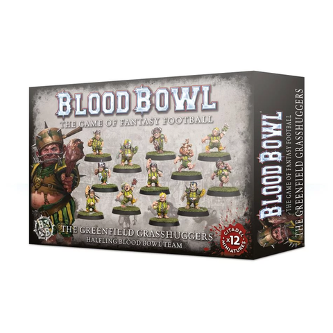 Blood Bowl - The Greenfield Grasshuggers