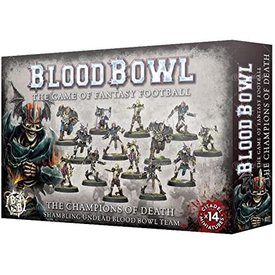Blood Bowl Blood Bowl - The Champions of Death