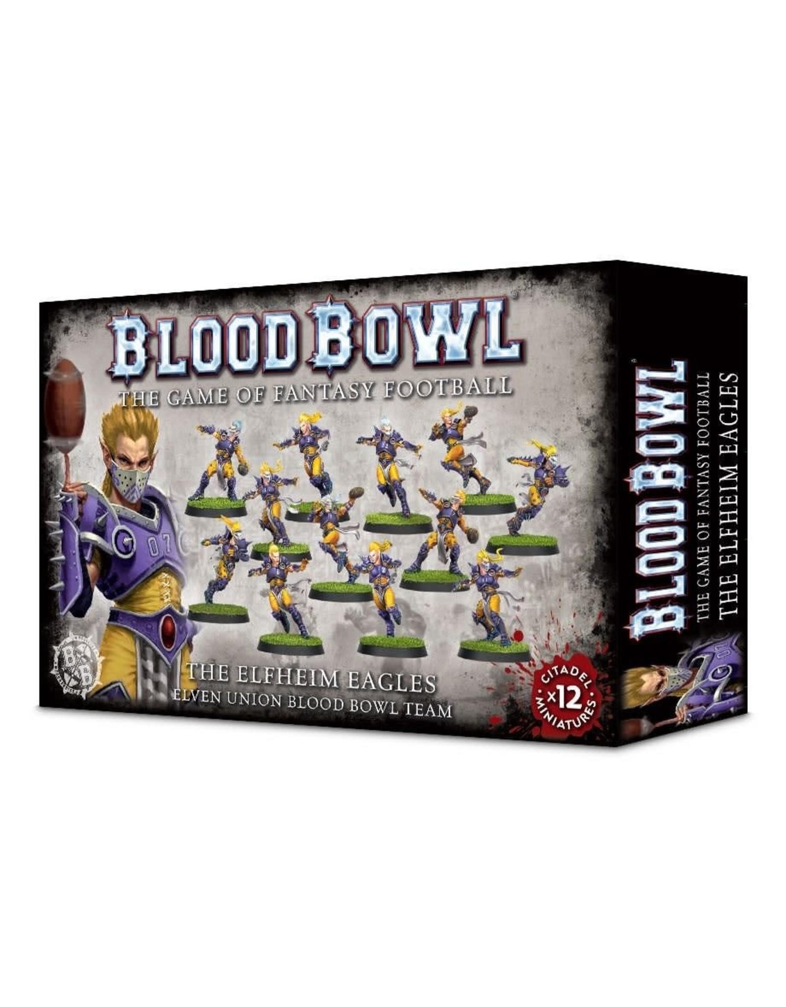 Blood Bowl Blood Bowl - The Elfheim Eagles