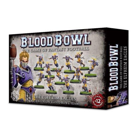 Blood Bowl - The Elfheim Eagles