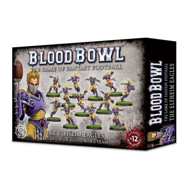 Blood Bowl Blood Bowl - Elven Union Team - The Elfheim Eagles