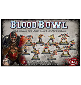 Blood Bowl Blood Bowl - The Doom Lords