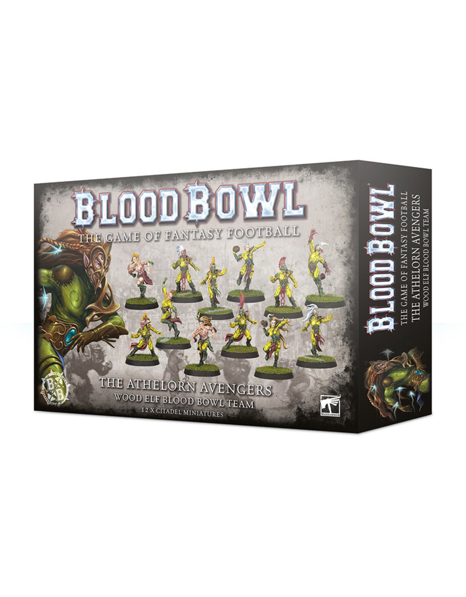 Blood Bowl Blood Bowl - The Athelorn Avengers