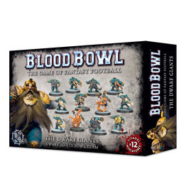 Blood Bowl Blood Bowl - The Dwarf Giants