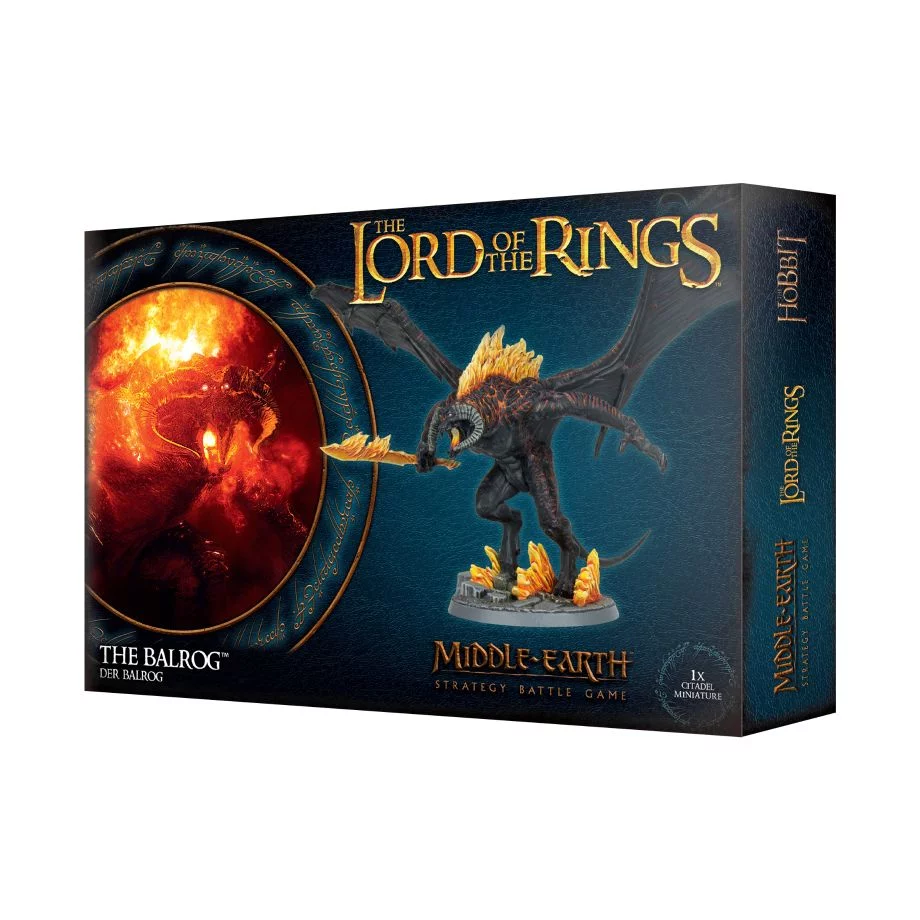Lord of the Ring The Balrog