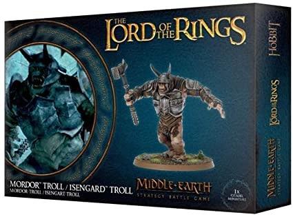 Lord of the Ring Mordor Troll / Isengard Troll