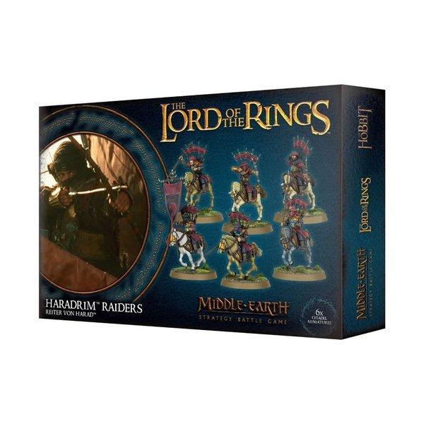 Lord of the Ring Haradrim Raiders
