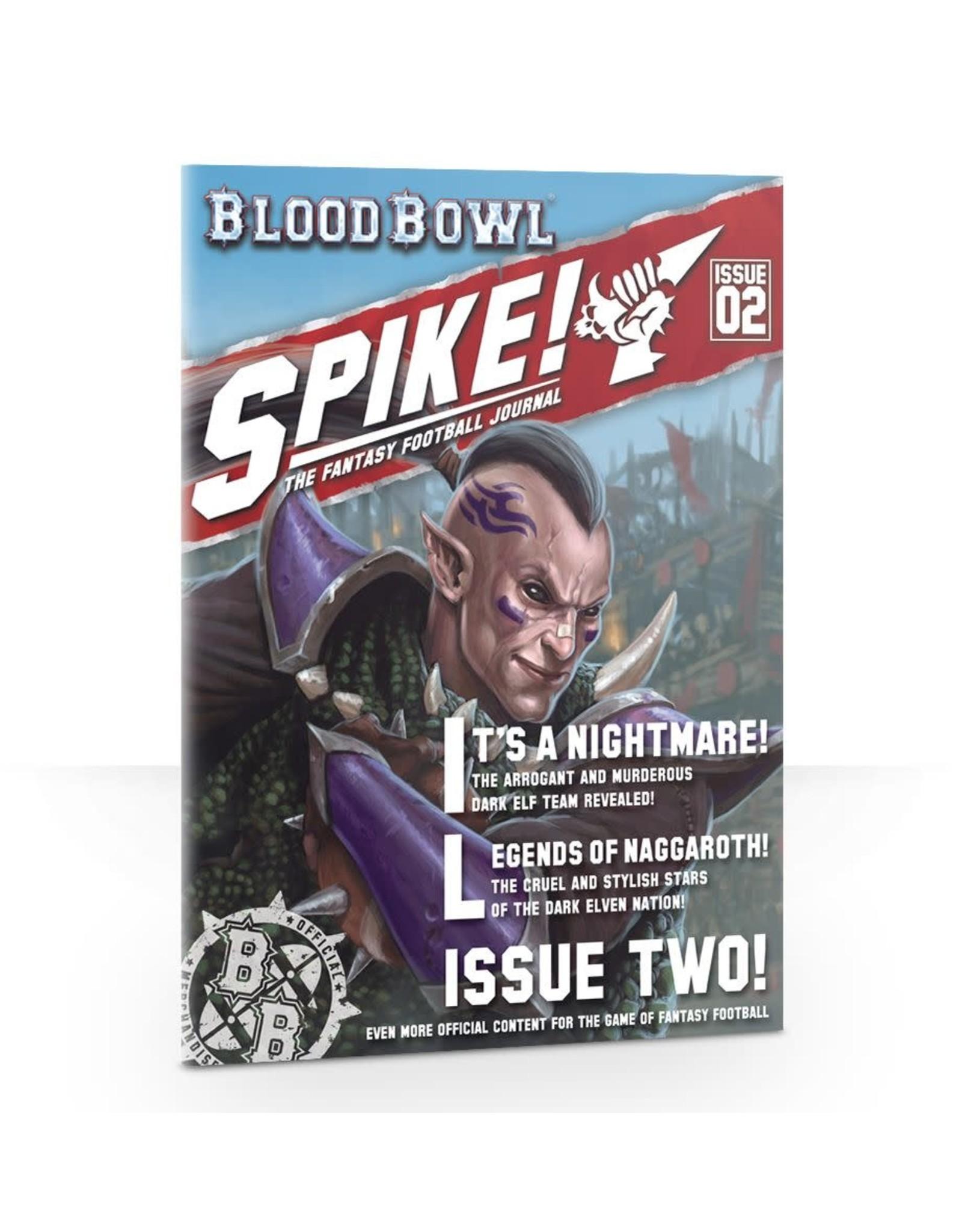 Blood Bowl Blood Bowl - Spike Magazine 2 (ENG)