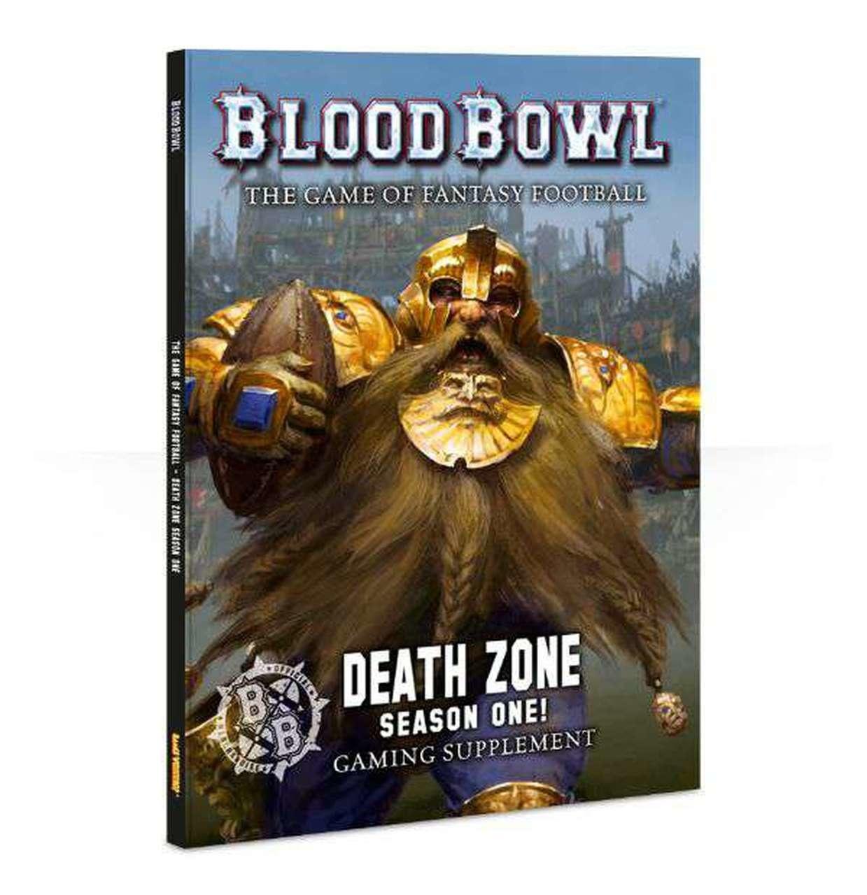 Blood Bowl Blood Bowl - Death Zone Season One (ENG)