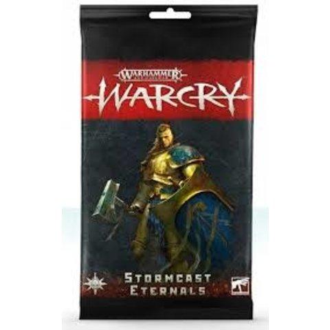 Warcry: Stormcast Eternals Cards