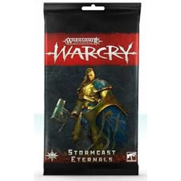 Warcry Warcry: Stormcast Eternals Cards