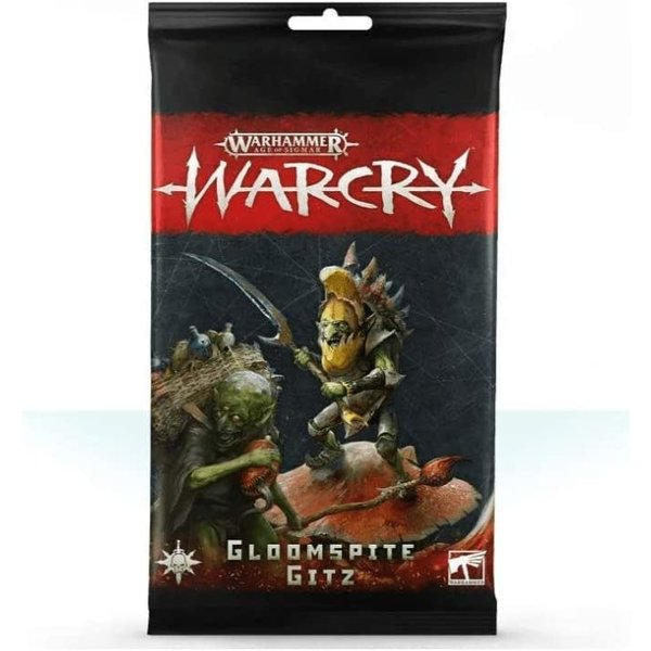 Warcry Warcry: Gloomspite Gitz Cards
