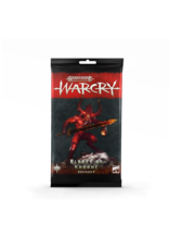 Warcry Warcry: Blades of Khorne Daemons Cards