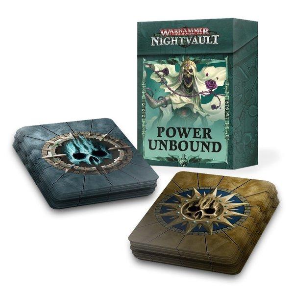 Warhammer Underworlds Nightvault - Power Unbound (EN)