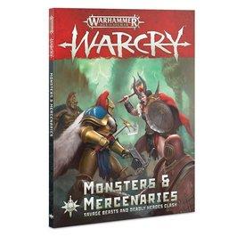 Warcry Warcry: Monsters & Mercenaries (EN)