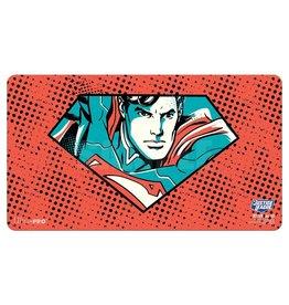 Upper Deck UP PLAYMAT DC JUSTICE LEAGUE SUPERMAN