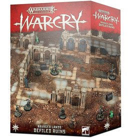 Warcry Warcry: Ravaged Lands - Defiled Ruins