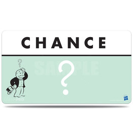 Upper Deck UP PLAYMAT MONOPOLY CHANCE