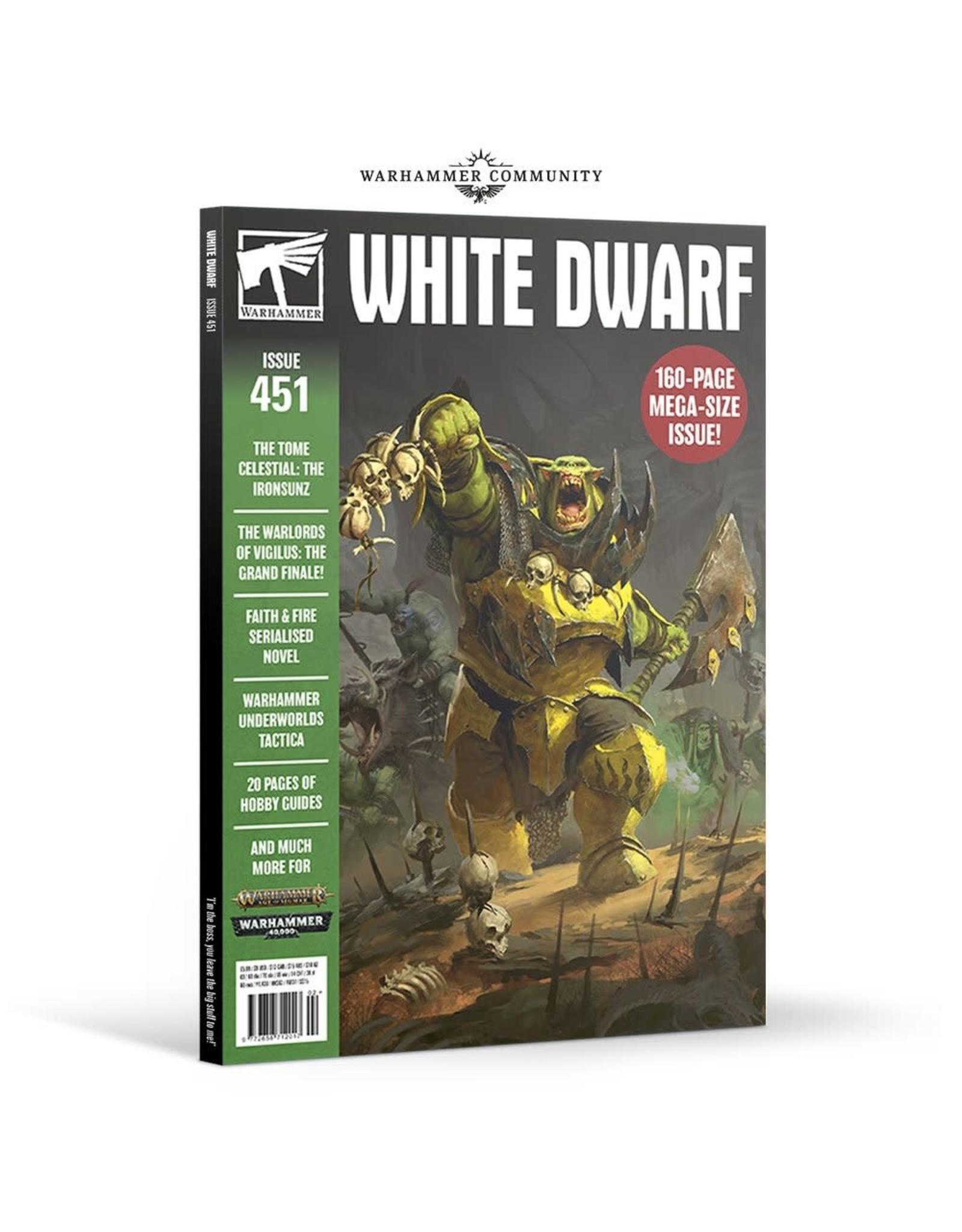 White Dwarf White Dwarf 451 (EN)