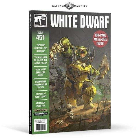 White Dwarf 451 (EN)
