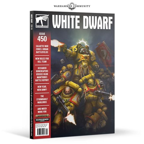 White Dwarf 450 (EN)