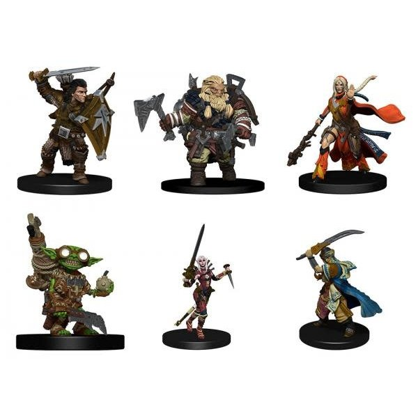 WIZKIDS PF BATTLES: ICONIC HEROES EVOLVED