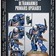 Warhammer 40k Space Marines Ultramarines Primaris Upgrades