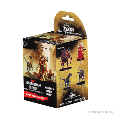 DND ICONS 14: EBERRON RISING FROM LAST WAR BOOSTER