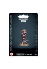 Warhammer 40k GENESTEALER CULTS LOCUS
