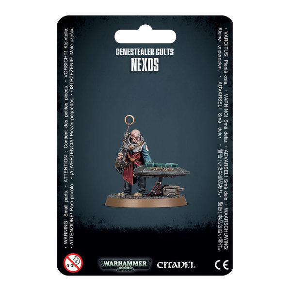 Warhammer 40k GENESTEALER CULTS NEXOS