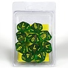 BOREALIS 10D10 GREEN/YELLOW