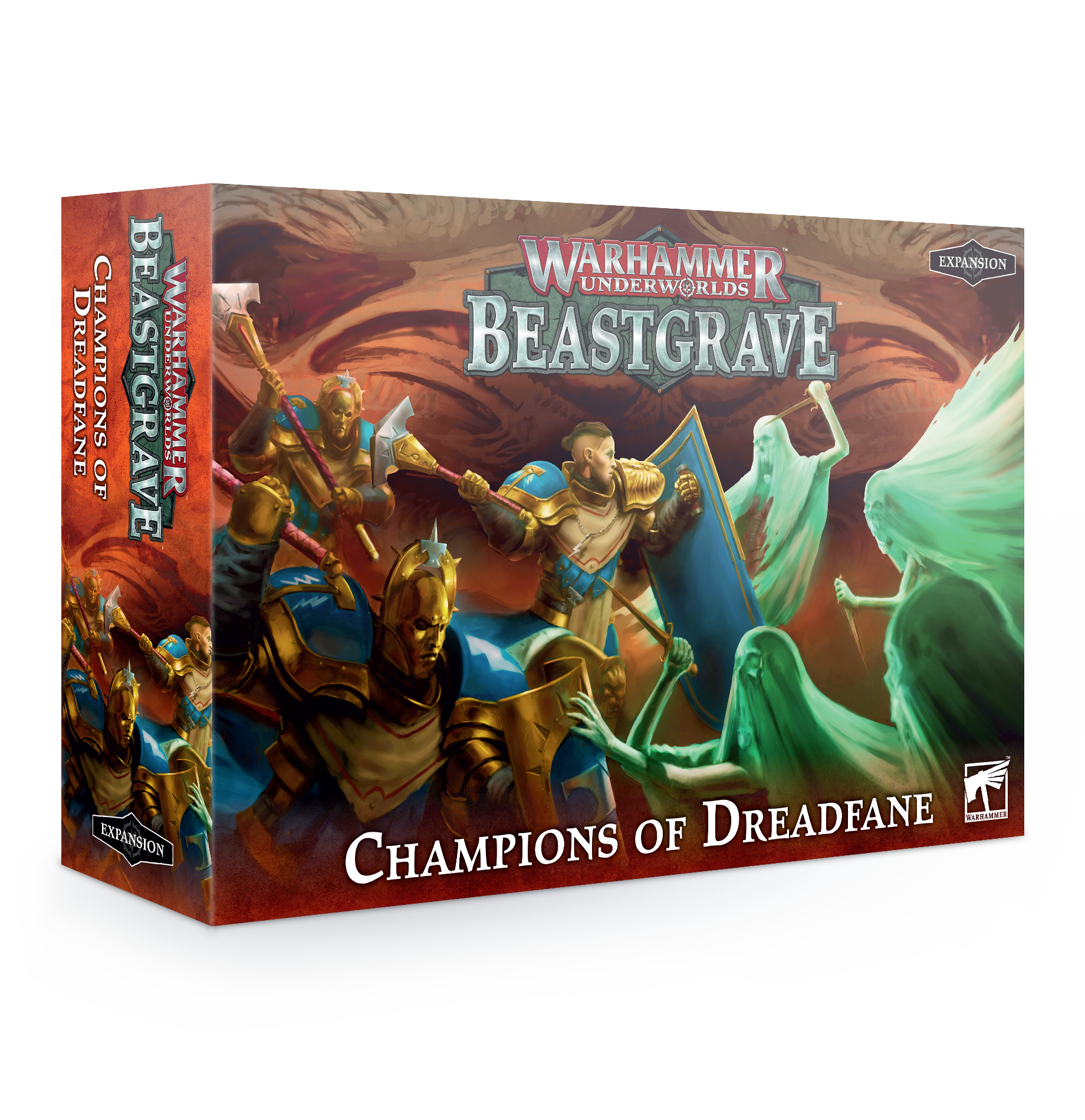 Warhammer Underworlds WARHAMMER UNDERWORLDS: CHAMPIONS OF DREADFANE (EN)
