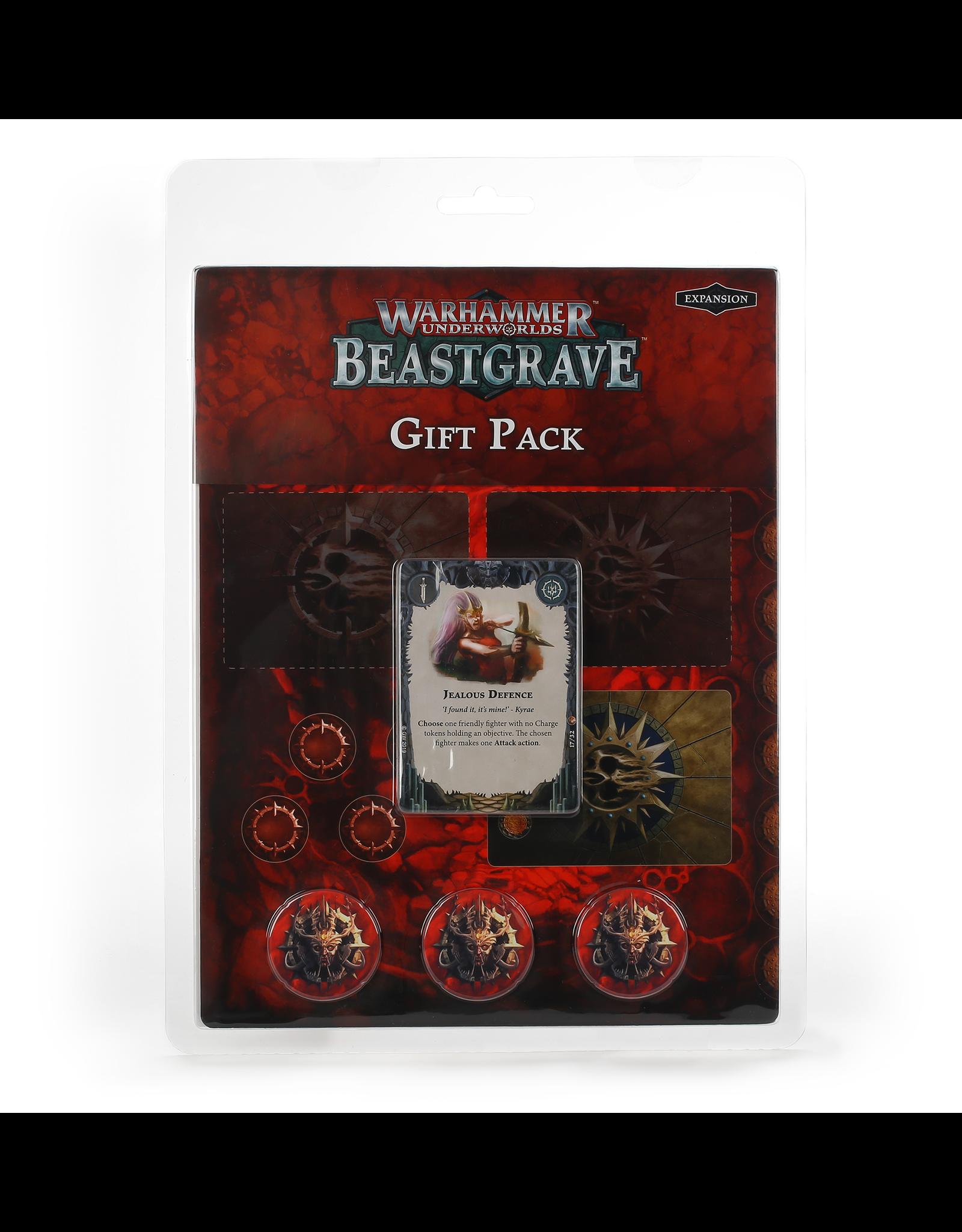 Warhammer Underworlds WARHAMMER UNDERWORLDS: BEASTGRAVE GIFT PACK (EN)