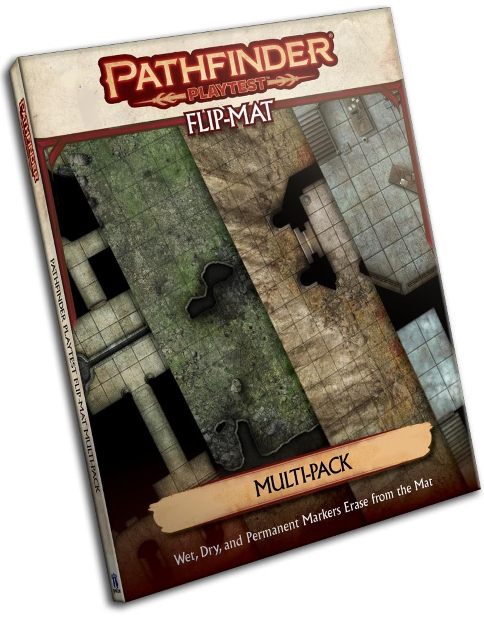 Paizo PATHFINDER FLIP-MAT MULTI-PACK
