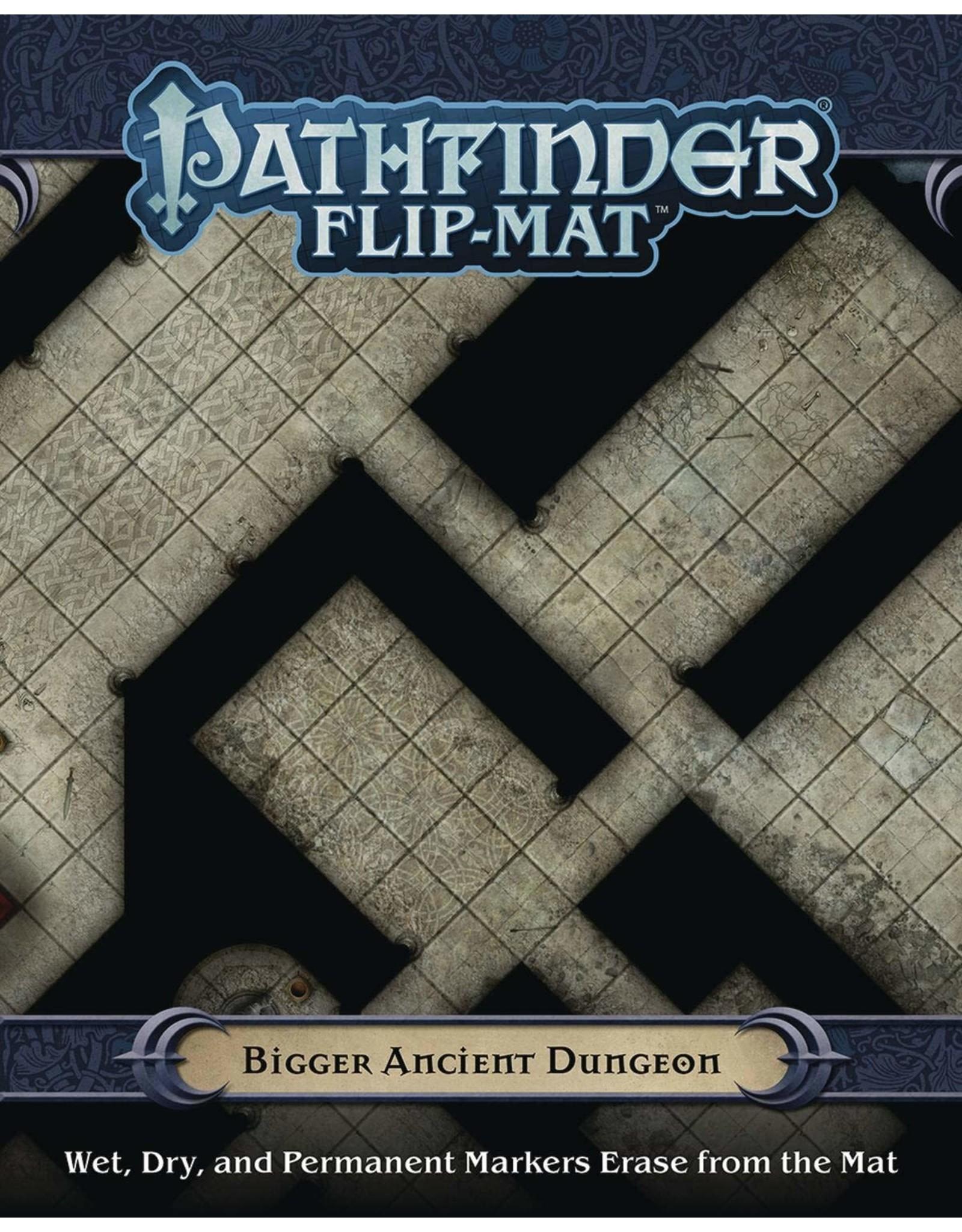 Paizo PF FLIP-MAT: BIGGER ANCIENT DUNGEON