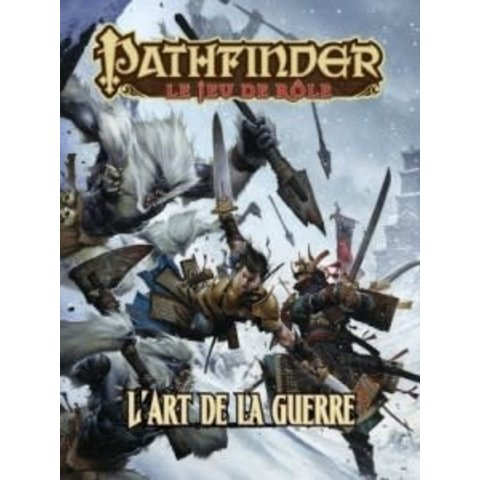 FR - PATHFINDER - L'ART DE LA GUERRRE
