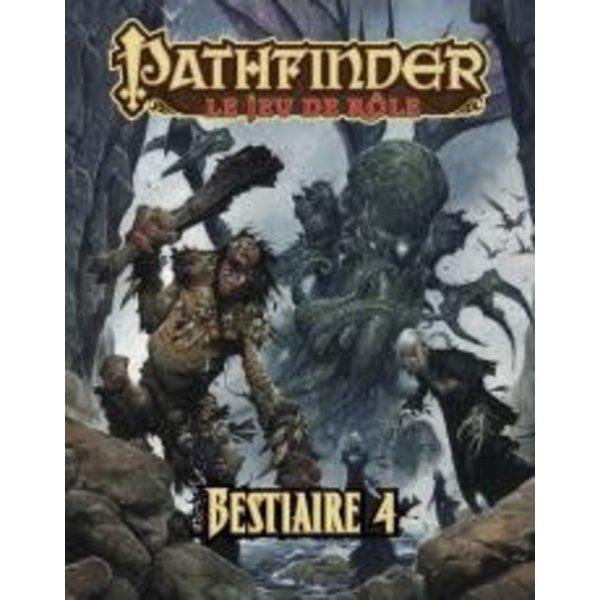 Paizo FR - PATHFINDER - BESTIAIRE 4