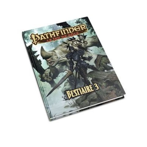 FR - PATHFINDER - BESTIAIRE 3