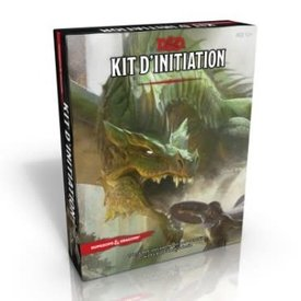 Wizards of the Coast FR - D&D - KIT D'INITIATION