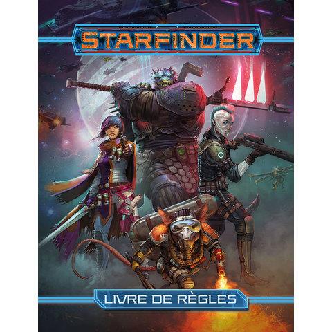 FR - STARFINDER - LIVRE DE RÈGLES